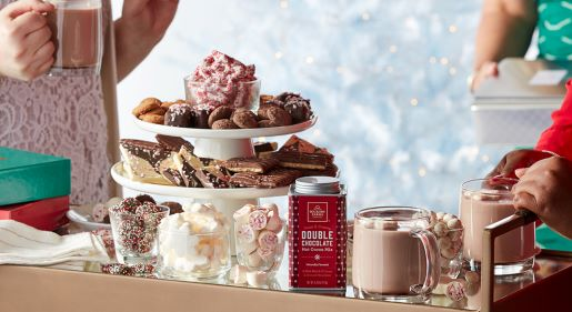 How to Build the Perfect Hot Cocoa Bar Blog Image