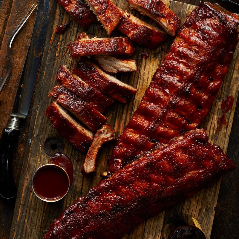 Hickory Farms Steakhouse Prep - Premium Pork Ribs