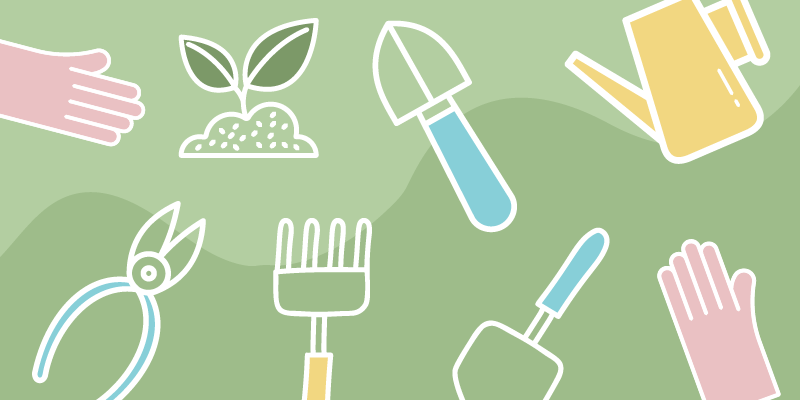 Gardening Blog Outdoor Image