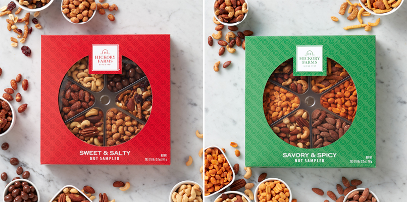 snacks for business gifting
