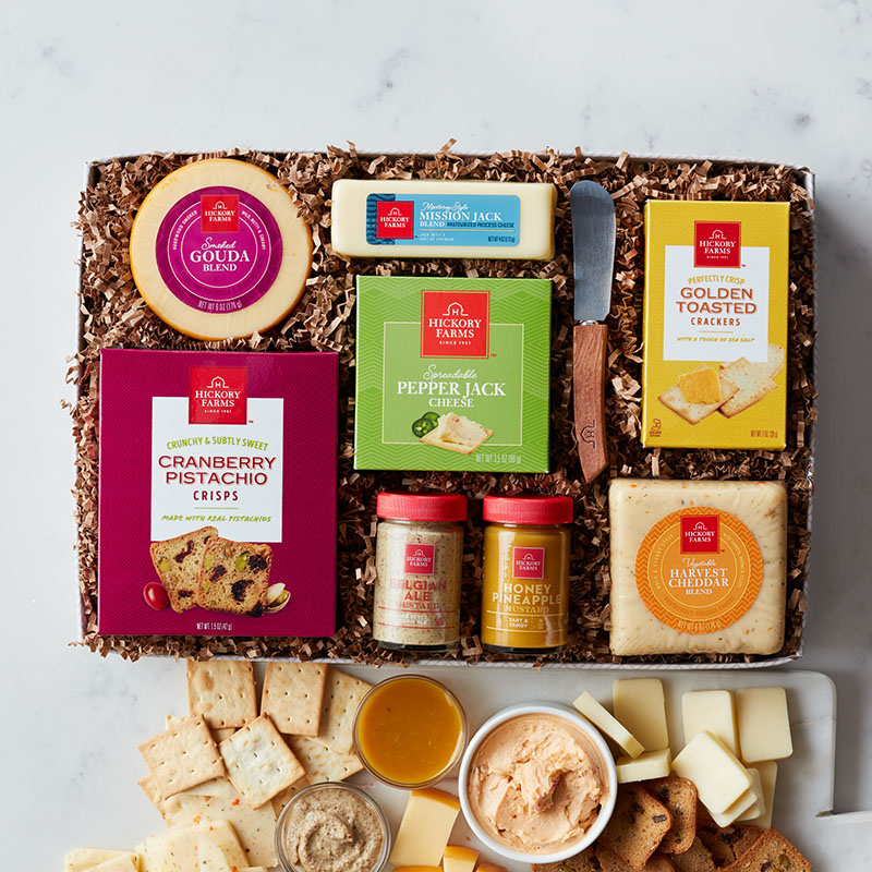 Picture of Savory Snacktime Gift Box