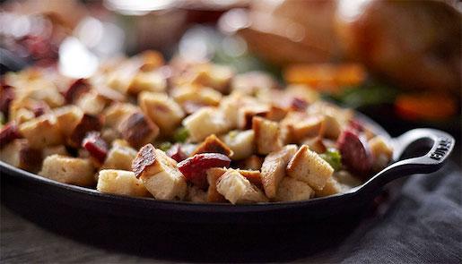 Beef Summer Sausage Stuffing Blog Image