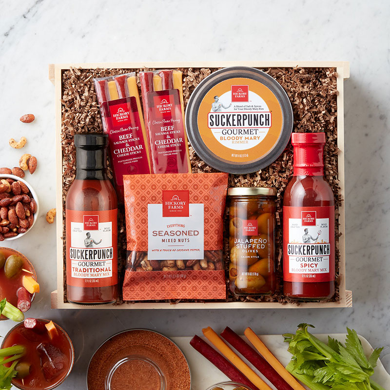 Gourmet Bloody Mary Crate
