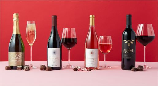 Wine & Chocolate Pairings Blog Image