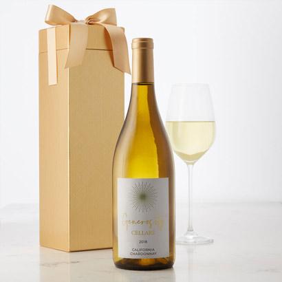 Generosity Cellars California Chardonnay