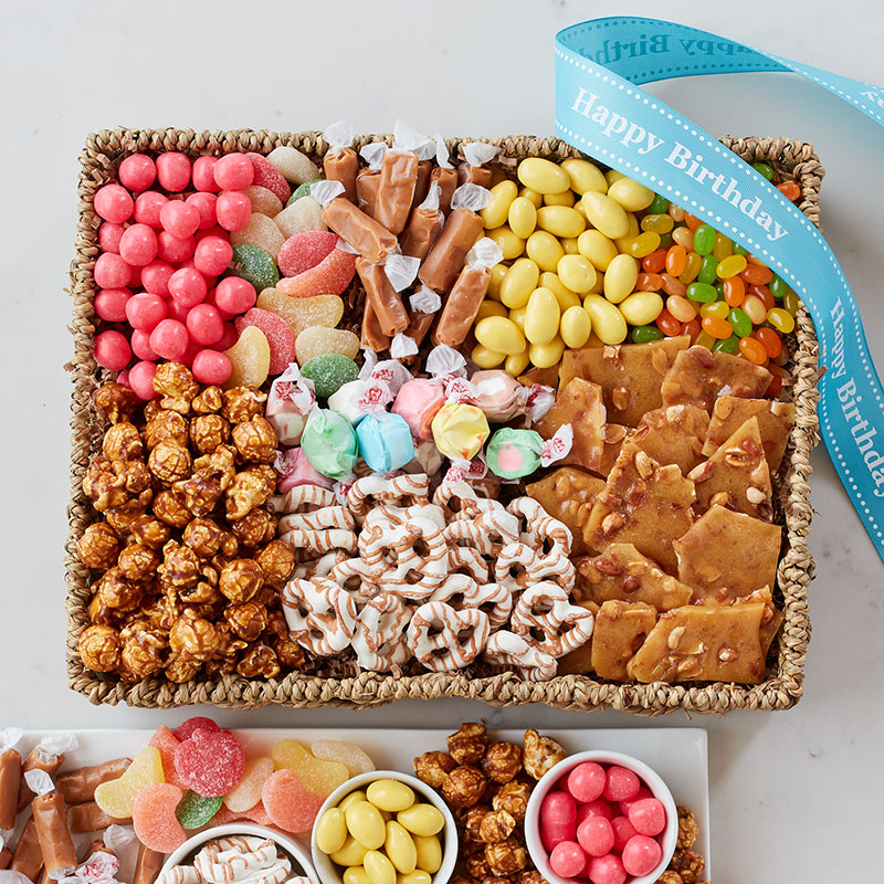 Birthday Gift Guide - Sweets Basket