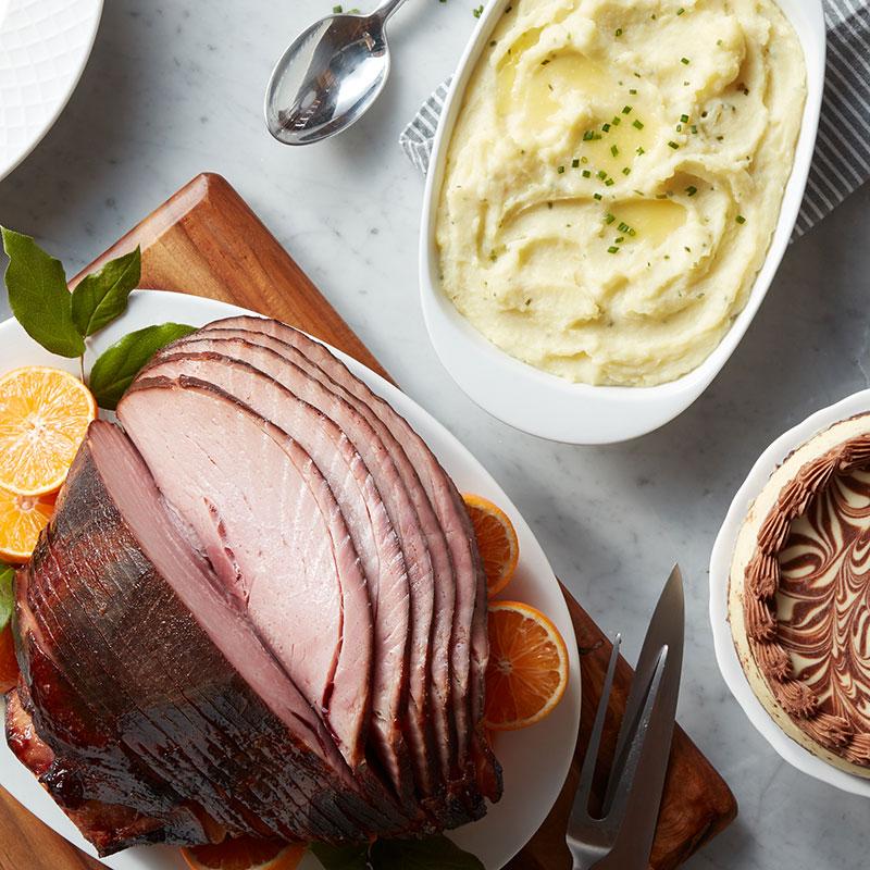 Premium Ham Dinner