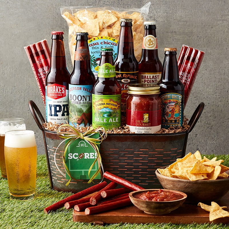 Pick Six California Craft Beer Gift Basket