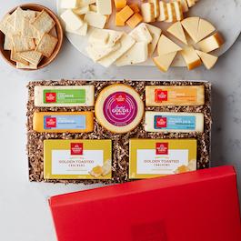 Cheese Favorites Gift Box