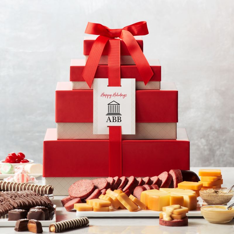 Guide to Holiday Business Gift Ideas - B2B Personalized Tower