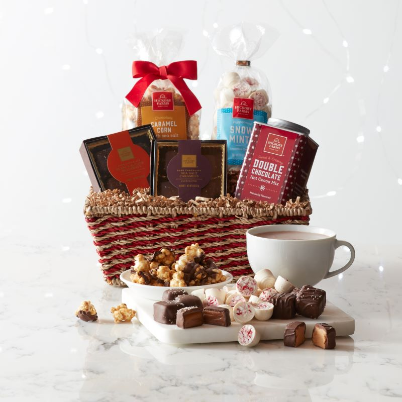 Sweet Favorites Gift Basket