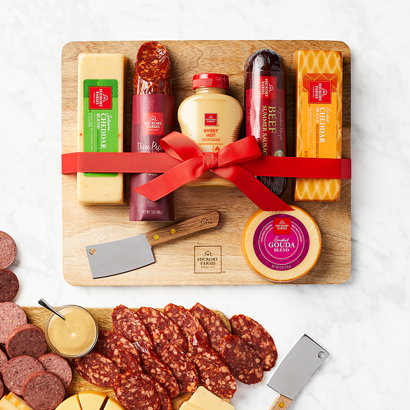 Classic Bites & Board Gift Set