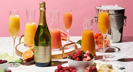 DIY - The Perfect Mimosa Bar Blog Image
