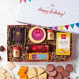 best birthday wishes gift box