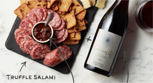 Perfect Wine & Food Pairings Blog Image