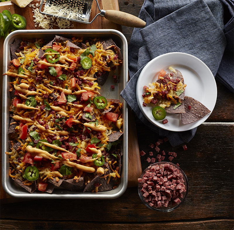Ultimate Game Day Watch Party - Nachos