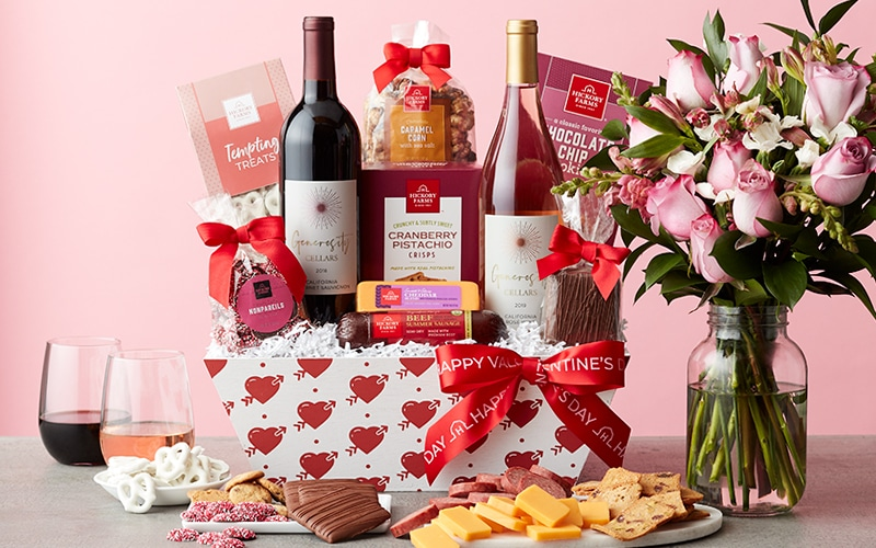 Valentine's Day Gift Guide for Her Bouquet