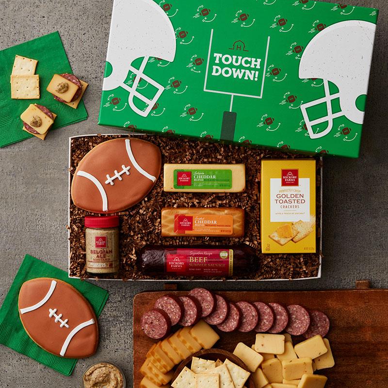 Touchdown Treats Gift Box