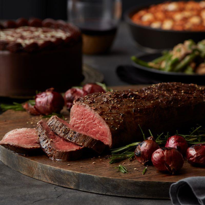 Grand Beef Tenderloin Dinner