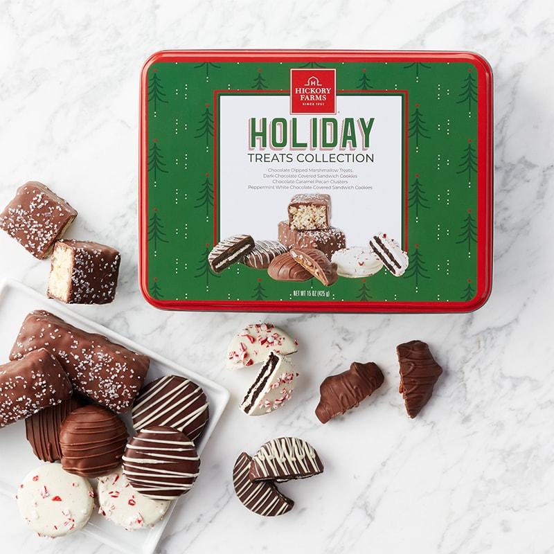 Holiday Chocolate Trio