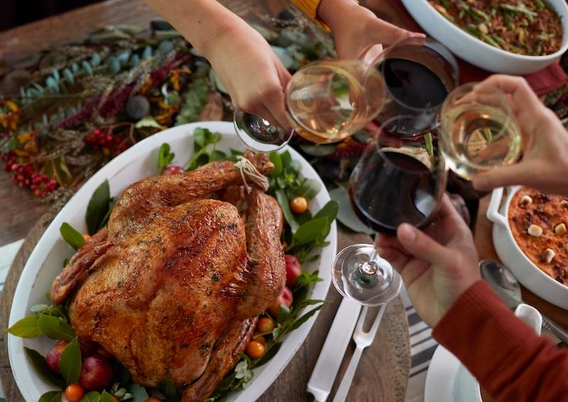 Food and Wine Pairing Header