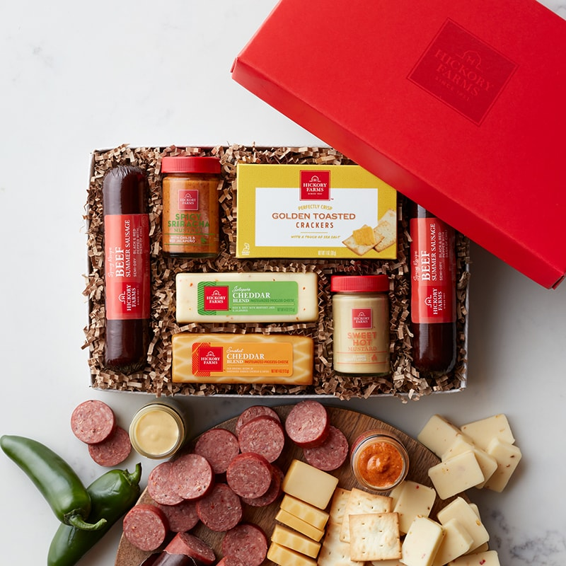 Hot and Spicy Gift Box