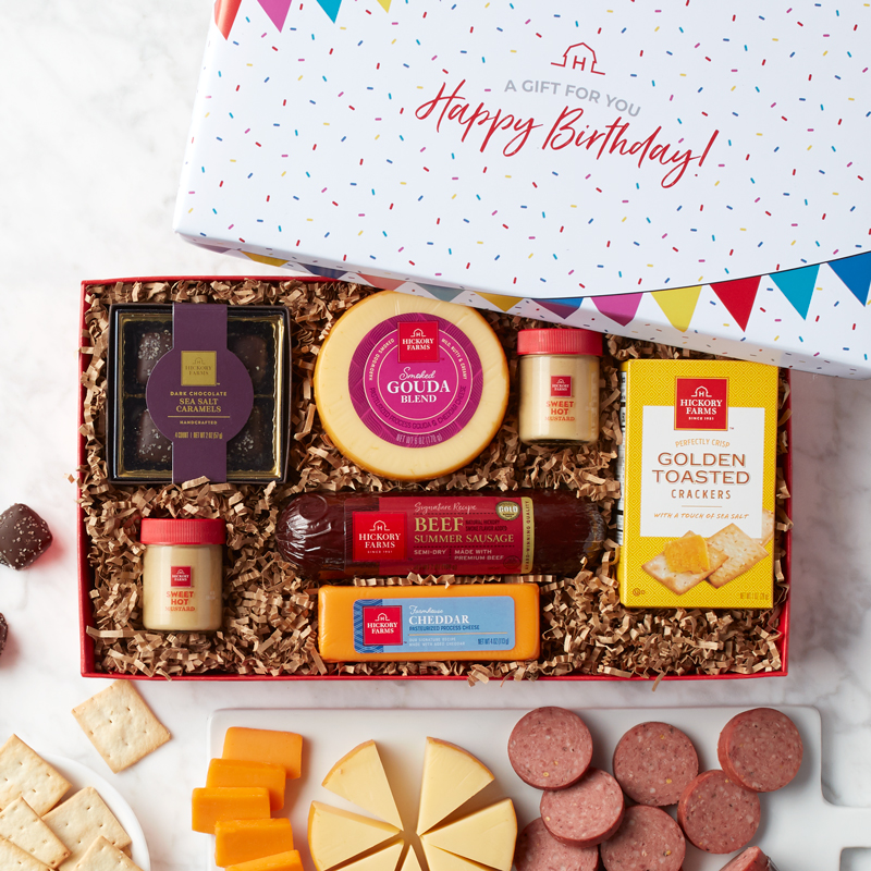Best Birthday Wishes Gift Box