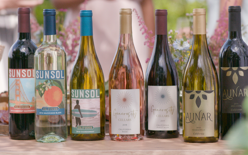 Your Guide to Outdoor Brunch Wine