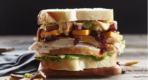 Ultimate Thanksgiving Leftover Sandwich Blog Image