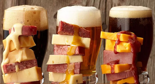 Guide to Beer Pairings Blog Image