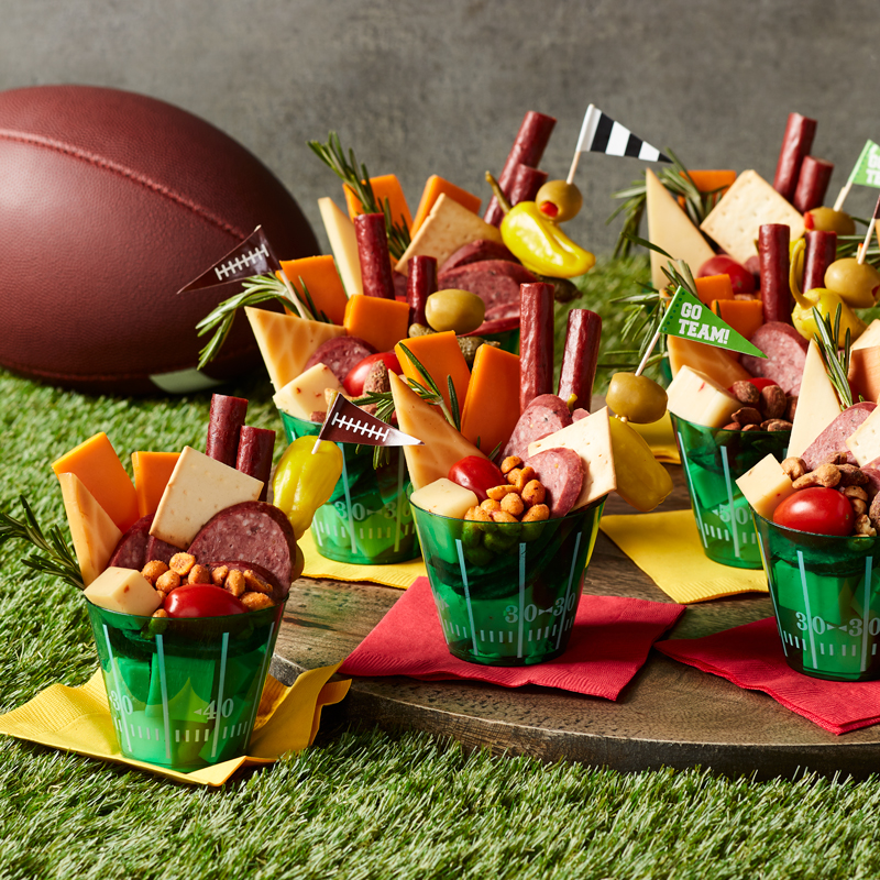 Ultimate Game Day Watch Party - Small Group Tailgating Party