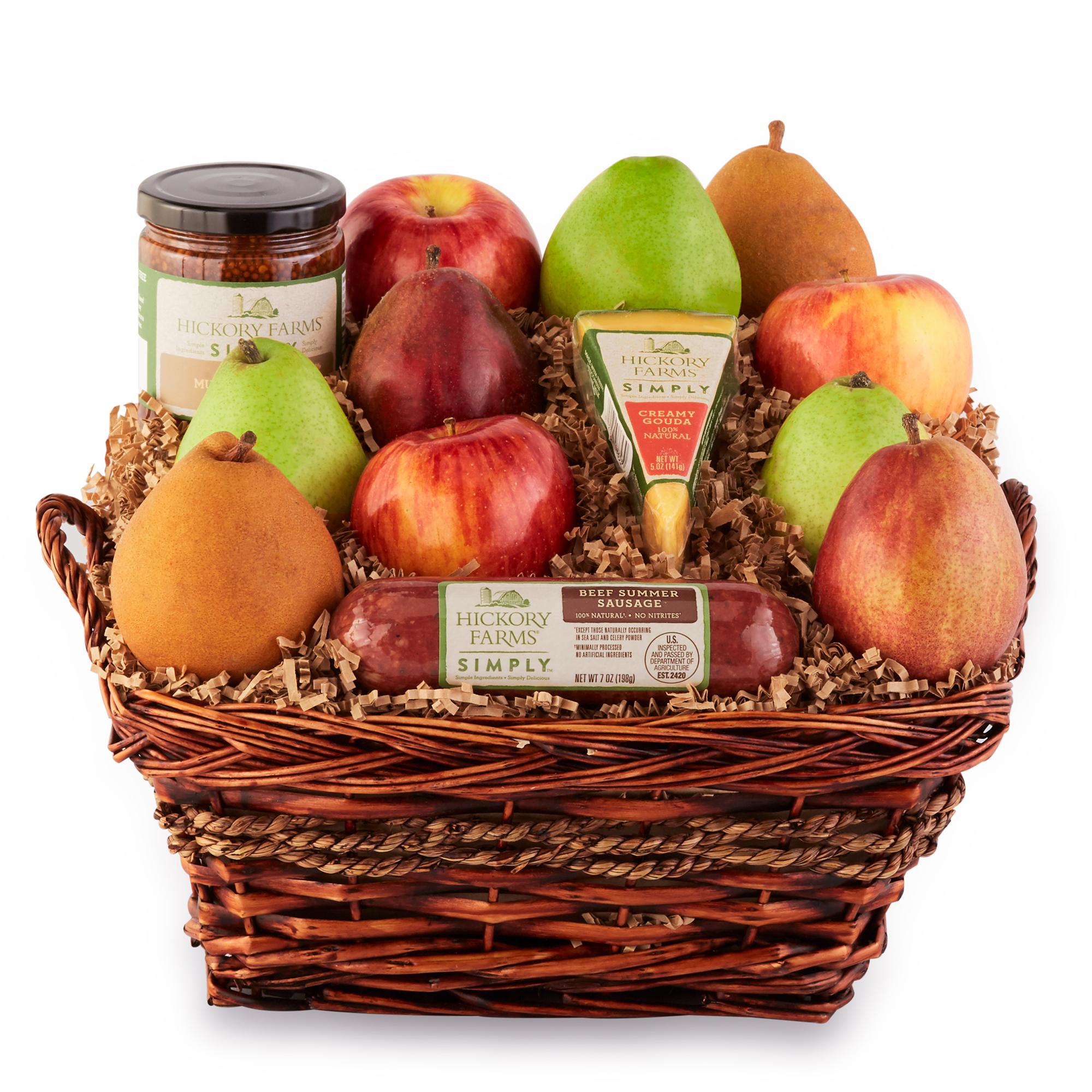 Hickory Farms Simply Harvest Fruit Basket | Hickory Farms