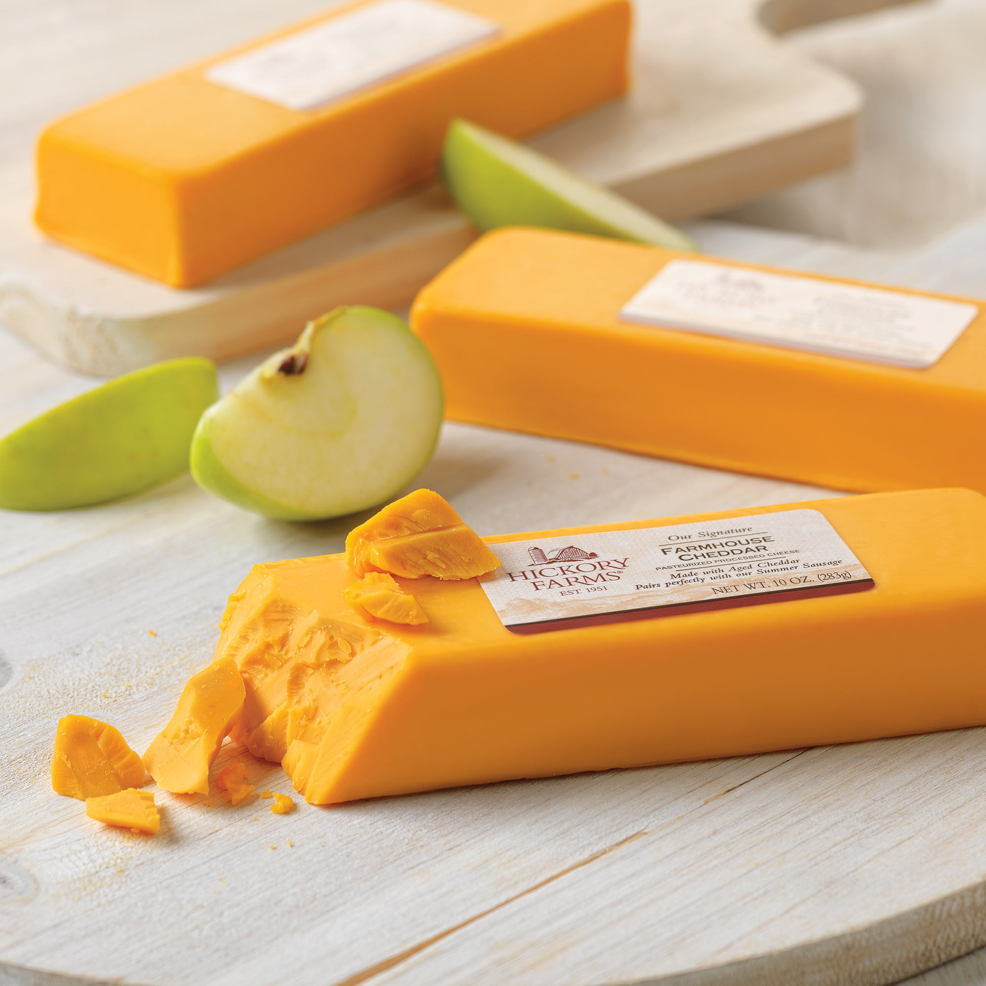 Farmhouse Cheddar 3 Pack Gift
