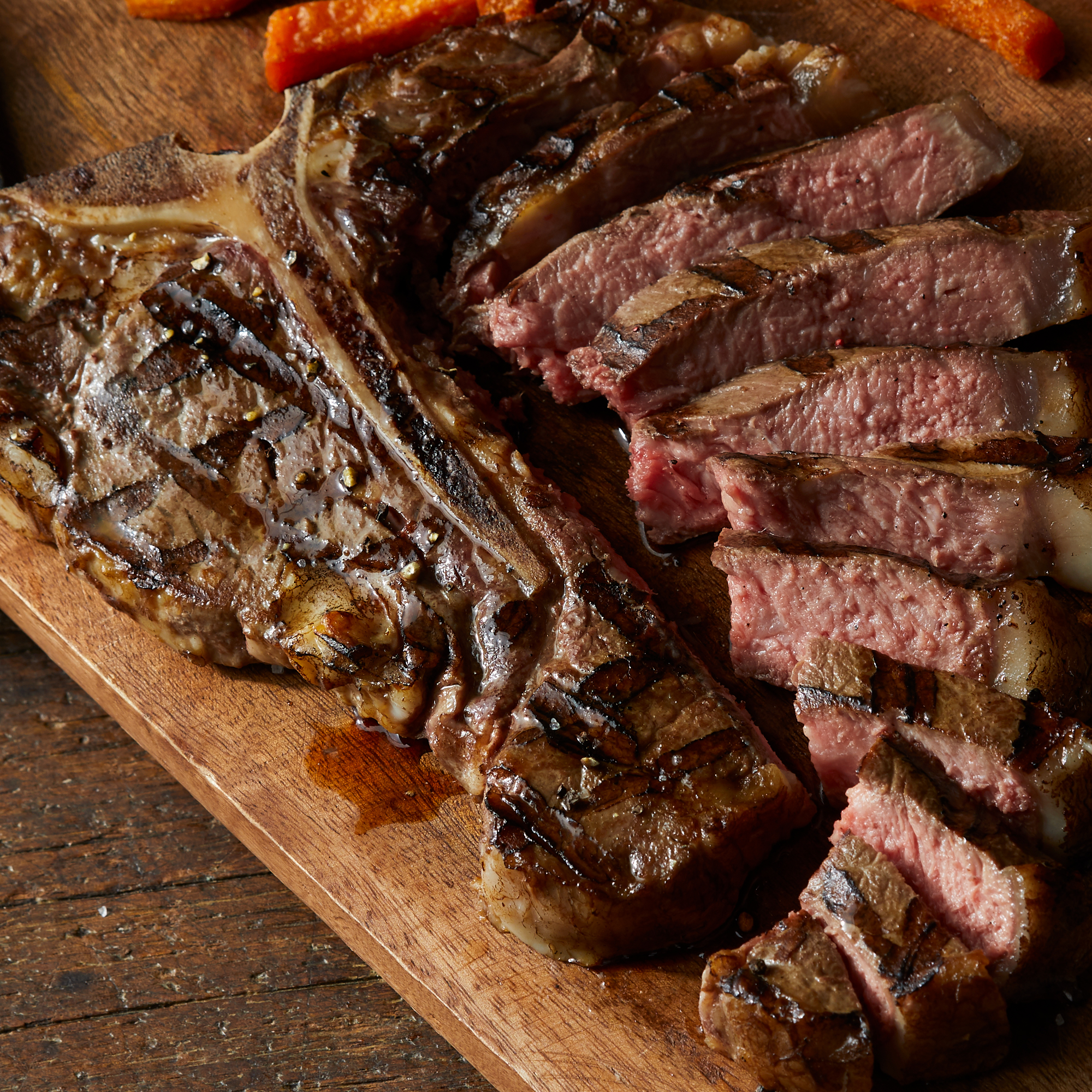(4) 16 oz. Porterhouse Premium Steaks