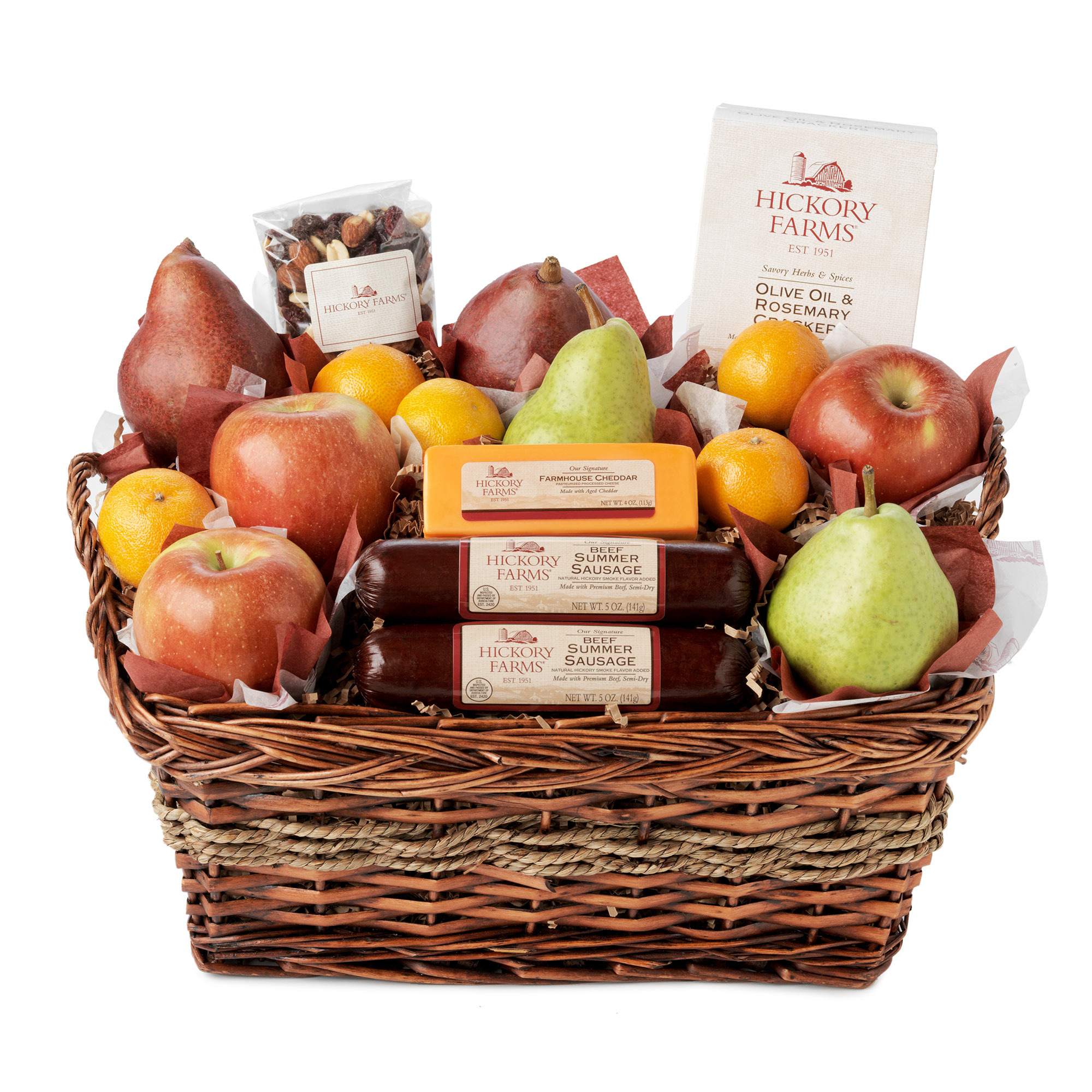 Orchards bounty gift basket gift purchase our wine gift baskets hickory farms orchards bounty gift basket negle Image collections