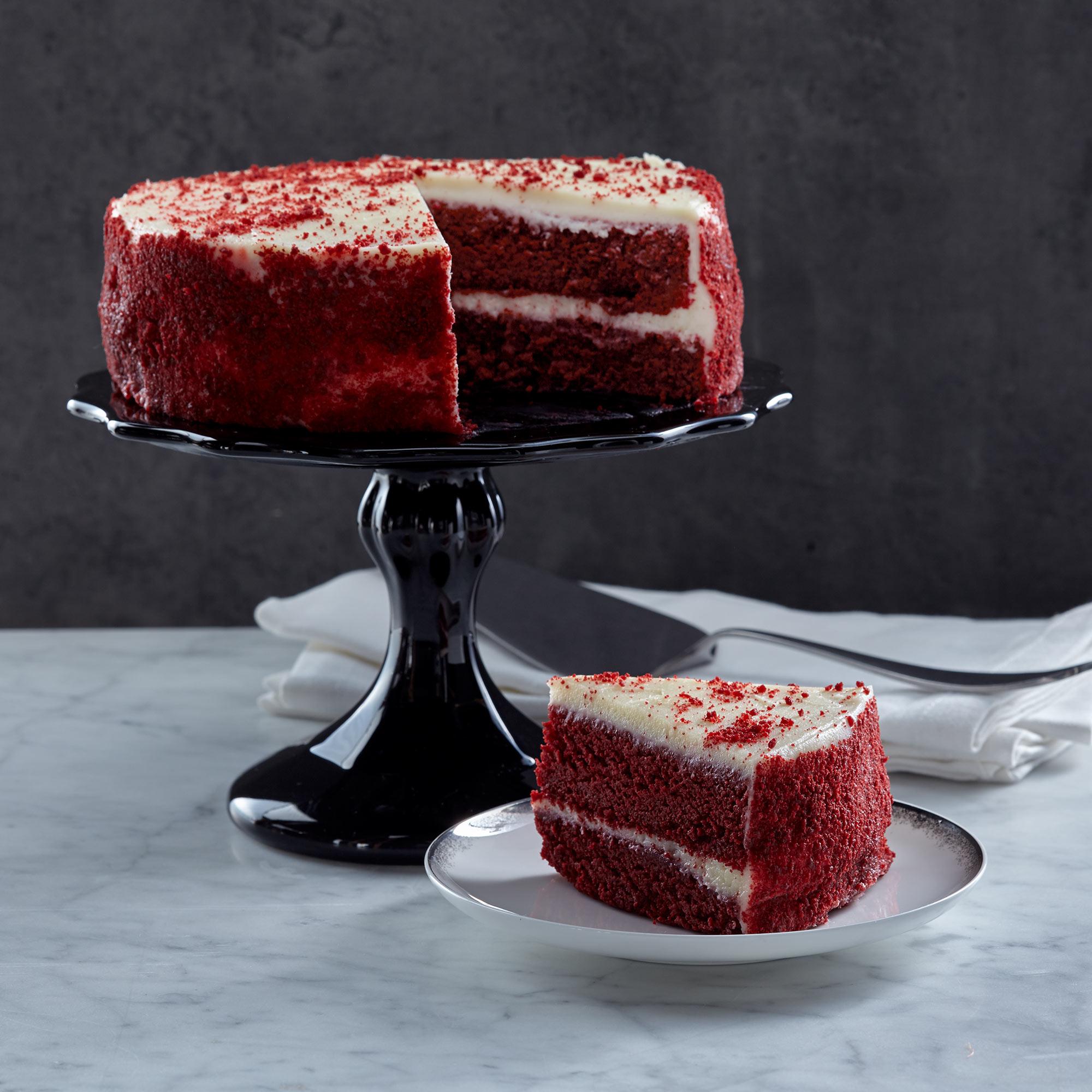 Red Velvet Cake Taste
