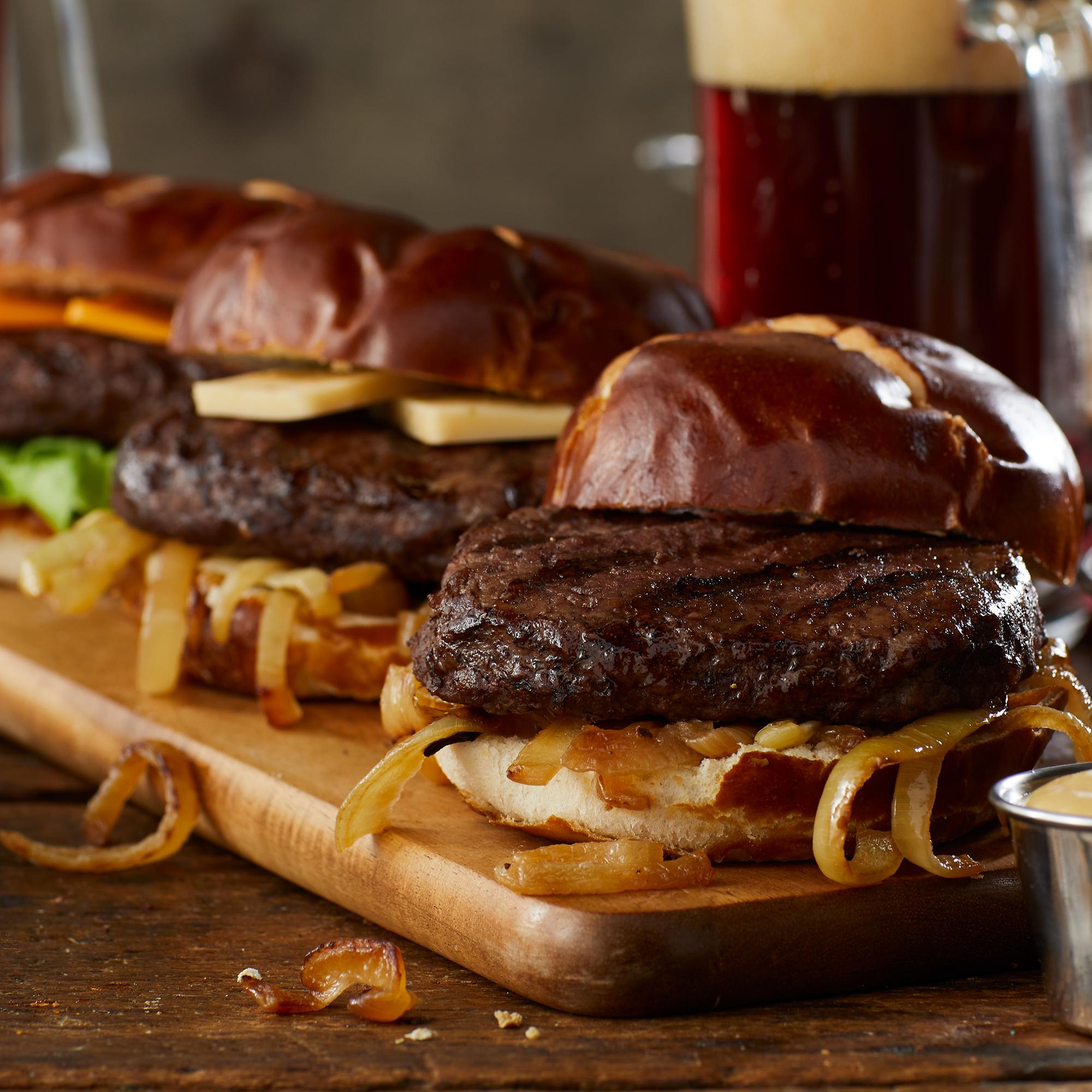 8 oz. Prime Burgers - 100% USDA Prime Chuck