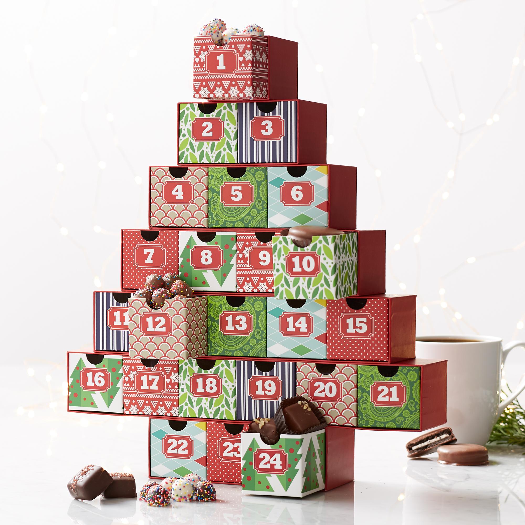 Hickory Farms Christmas Advent Calendar